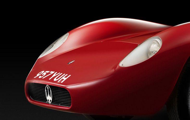 Maserati 200Si 1957