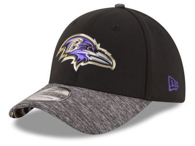 Baltimore Ravens 2016 NFL Draft Reverse 39THIRTY Cap  6e9ef400d15