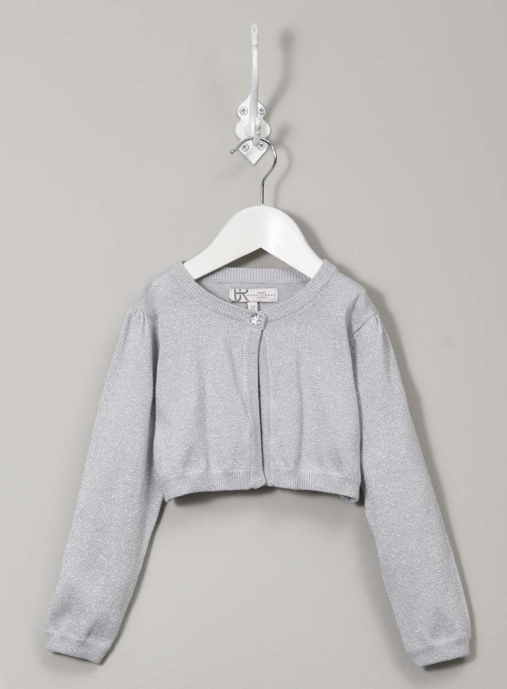 Silver Sparkly Cardigan - BHS | For my girls | Pinterest | Wedding ...