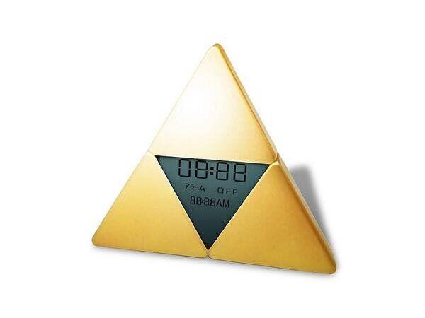 Legend of Zelda Hyrule Warriors Premium Box- alarm clock