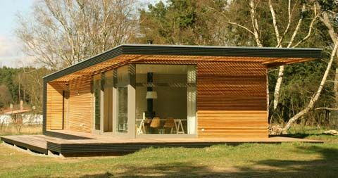 A shippable prefab home thatu0027s not a shipping container - cout agrandissement maison 20m2