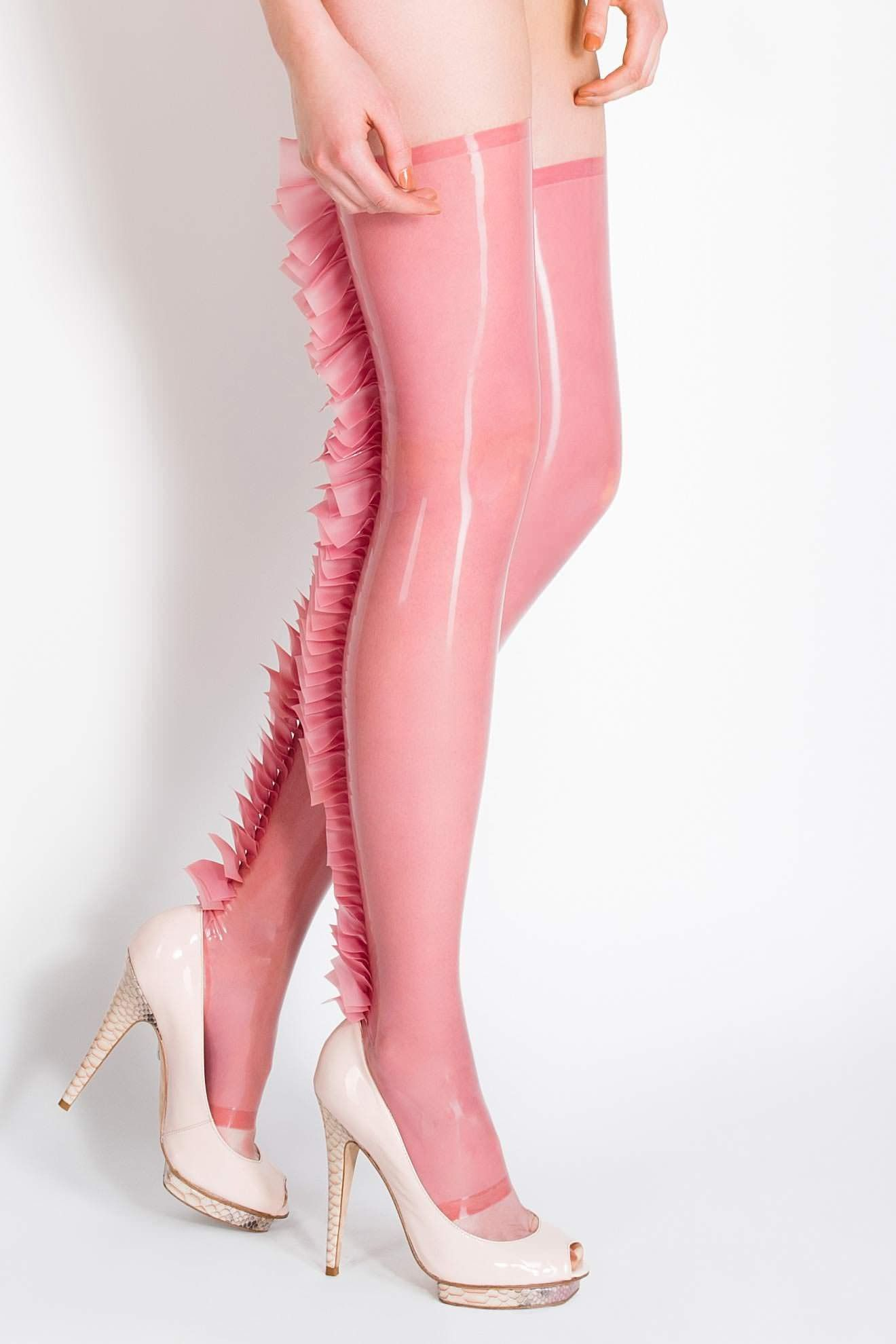 41fd1e3aeef Tres Bonjour Pegasus Legs leggings My girls would wear these for sure!! Lol