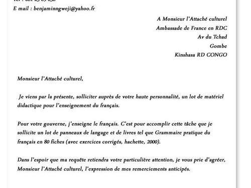 Comment Rédiger Une Lettre Administrative Uñas Francesas