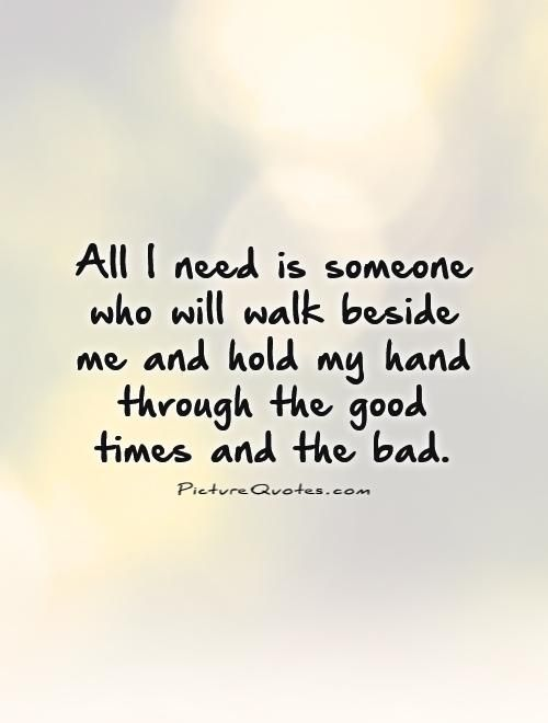 Hold My Hand Quotes 3
