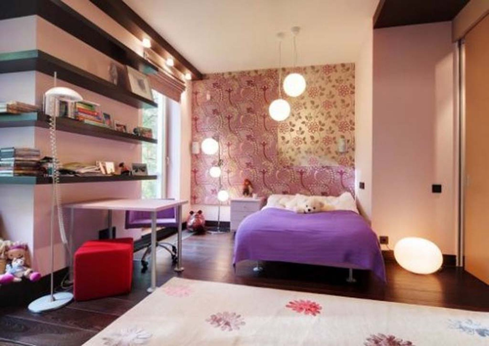 Marvelous Decorating Teenage Girl Bedroom Walls Decoseecom Girls Bedroom .