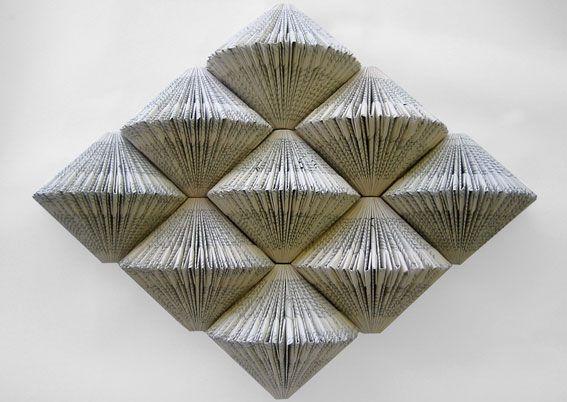 awesome basteln papier b cher falten b cher und origami buch. Black Bedroom Furniture Sets. Home Design Ideas
