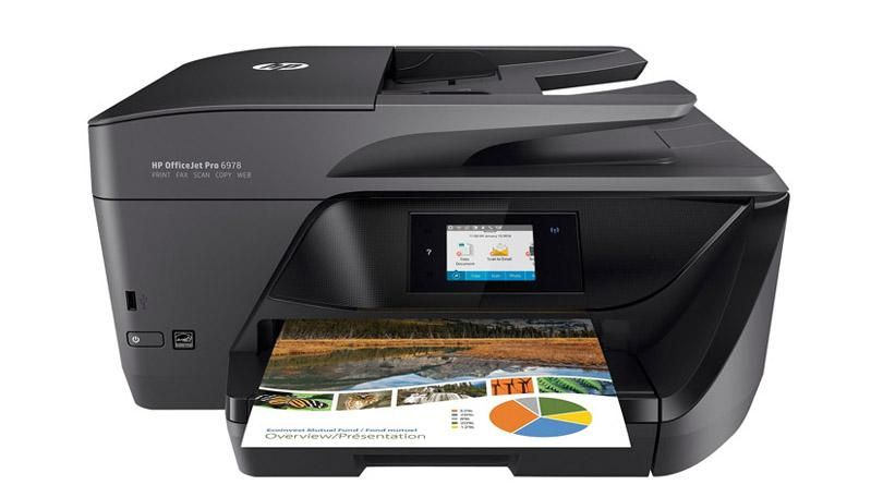 Hp Officejet Pro 6978 All In One Printer Hp Officejet Pro Hp Officejet Hp Printer
