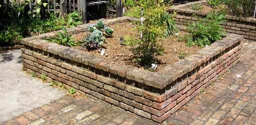 Brick Is A Good Material For Raised Planting Beds Bloom 400 x 300