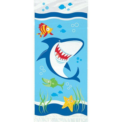 20ct Under the Sea Cellophane Bags