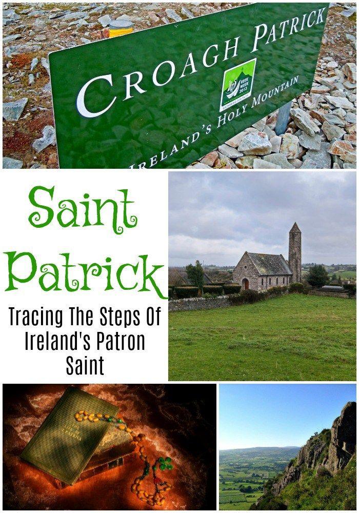 Saint Patrick - Tracing The Steps Of Ireland's Patron Saint | Heritage Travel - Explore Ireland | Wandering Gaels