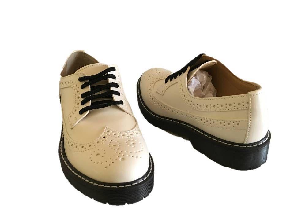 scarpe donna mocassini tempo libero 37 38 39 40 made in italy bianco  francesine 3421749617b