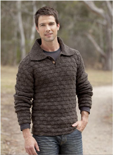 Jumpers in Patons Wool Blend Aran: http://www.mcadirect.com/shop ...