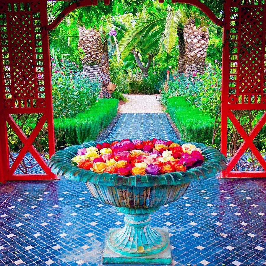 Anima Garden A Marrakech Le Jardin Qui Plus Beaux Et Les Plus