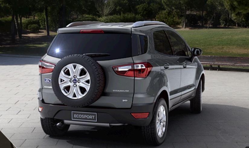 Ford Ecosport 2 014 Carros Auto
