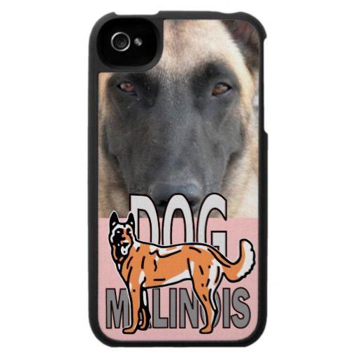 coque iphone 5 malinois
