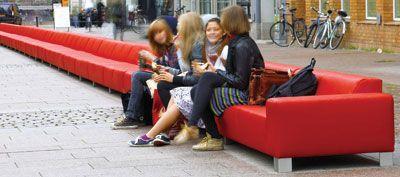 The BoConcept Sofa: Worldu0027s Longest Couch, Italy