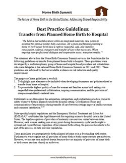 Best practice in labour and delivery pdf