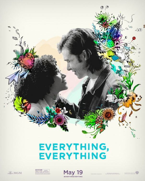 Click To View Extra Large Poster Image For Everything Everything Free Movies Online Everything Everything Movie Everything Film