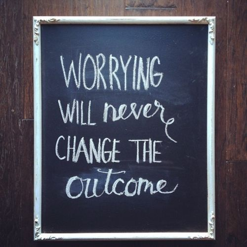 worrying quote