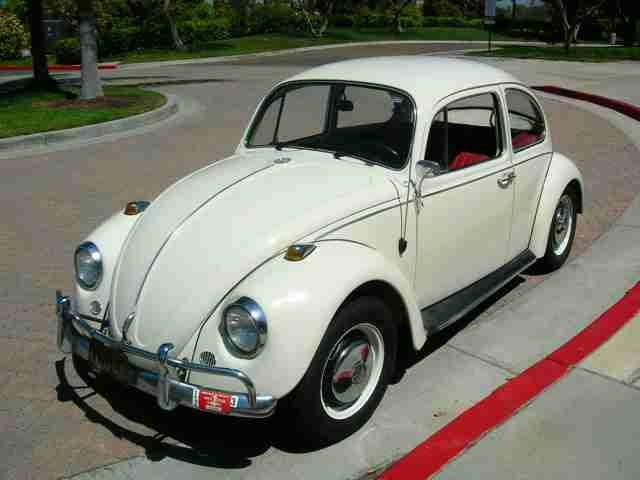 1967 VW Beetle Sedan For Sale @ Oldbug.com