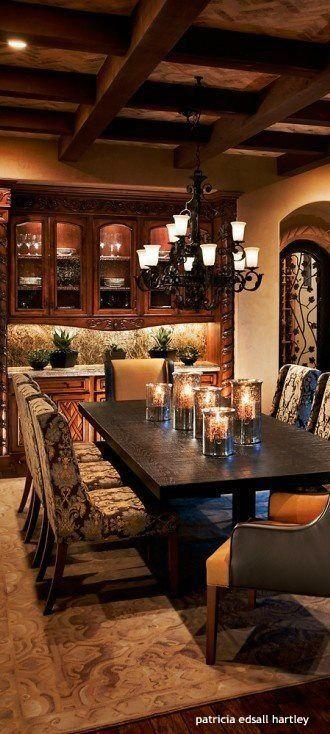 Tuscan Dining Room Tuscan Dining Rooms Tuscan Decorating