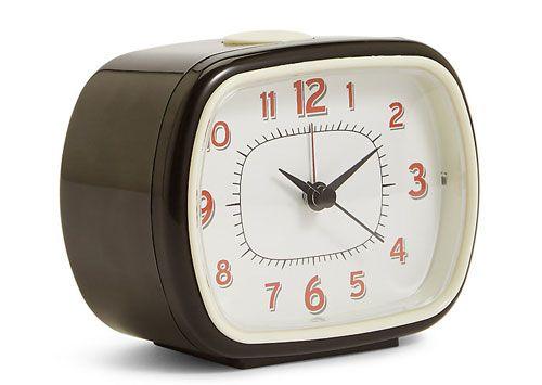 Pretty Bedside Alarm Clocks