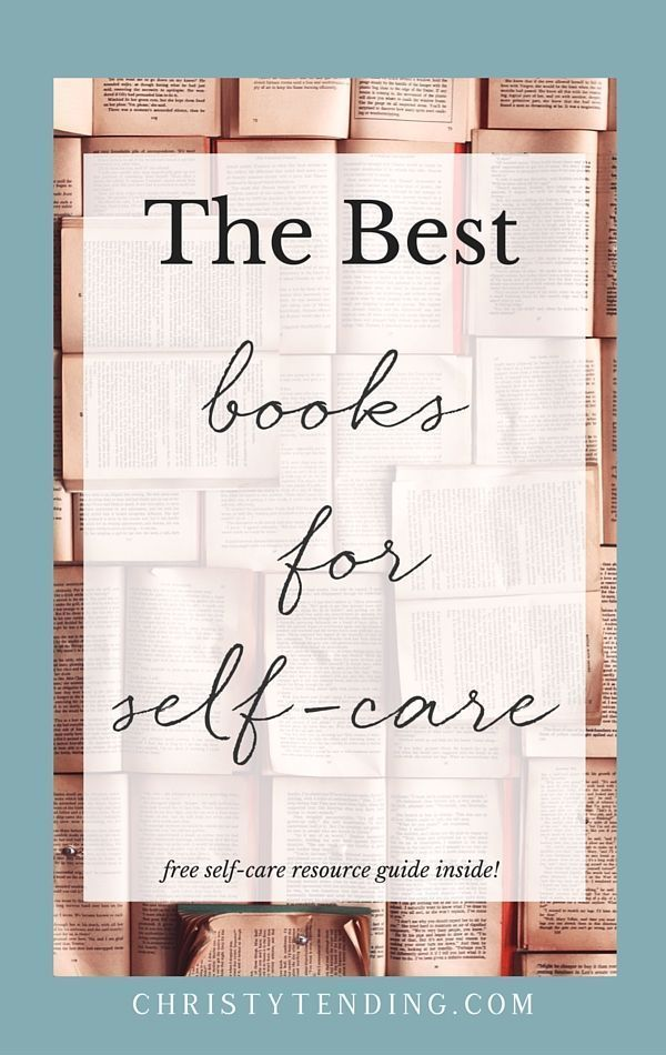 Books are a core part of my self-care practice. Here are some of the best books for a self-care and healing practice. Get the list, plus a free resource guide inside! >> http://www.christytending.com