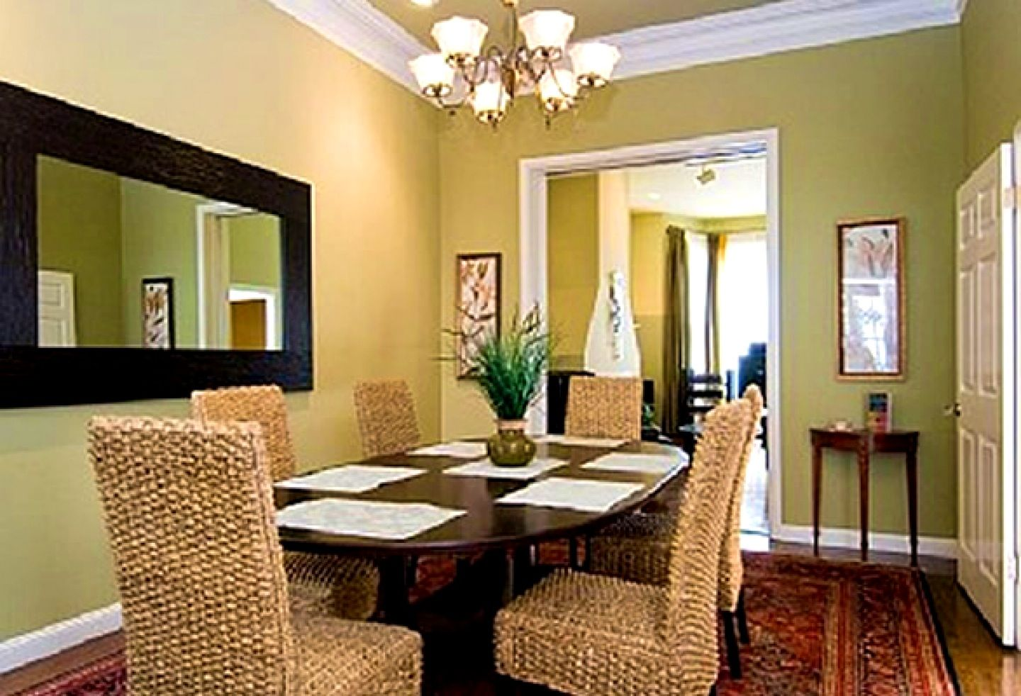 Décor For Formal Dining Room Designs Decor Around The World Dining Room Colors Modern Dining Room Dining Room Paint Colors