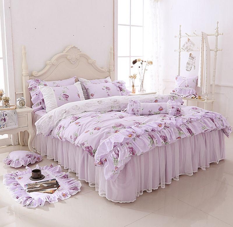 Find More Bedding Sets Information About Europe Pastoral Pink Rose