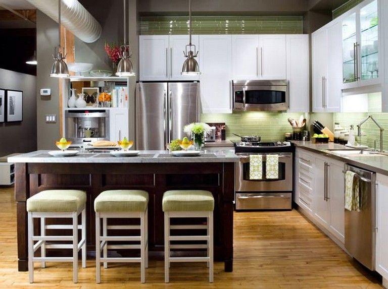 50 luxury kitchen island design ideas modern kitchen