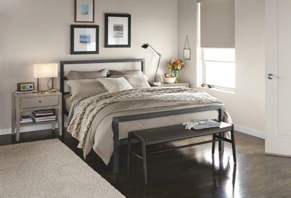 Room Board Parsons Bed Modern Bedroom Furniture Furniture