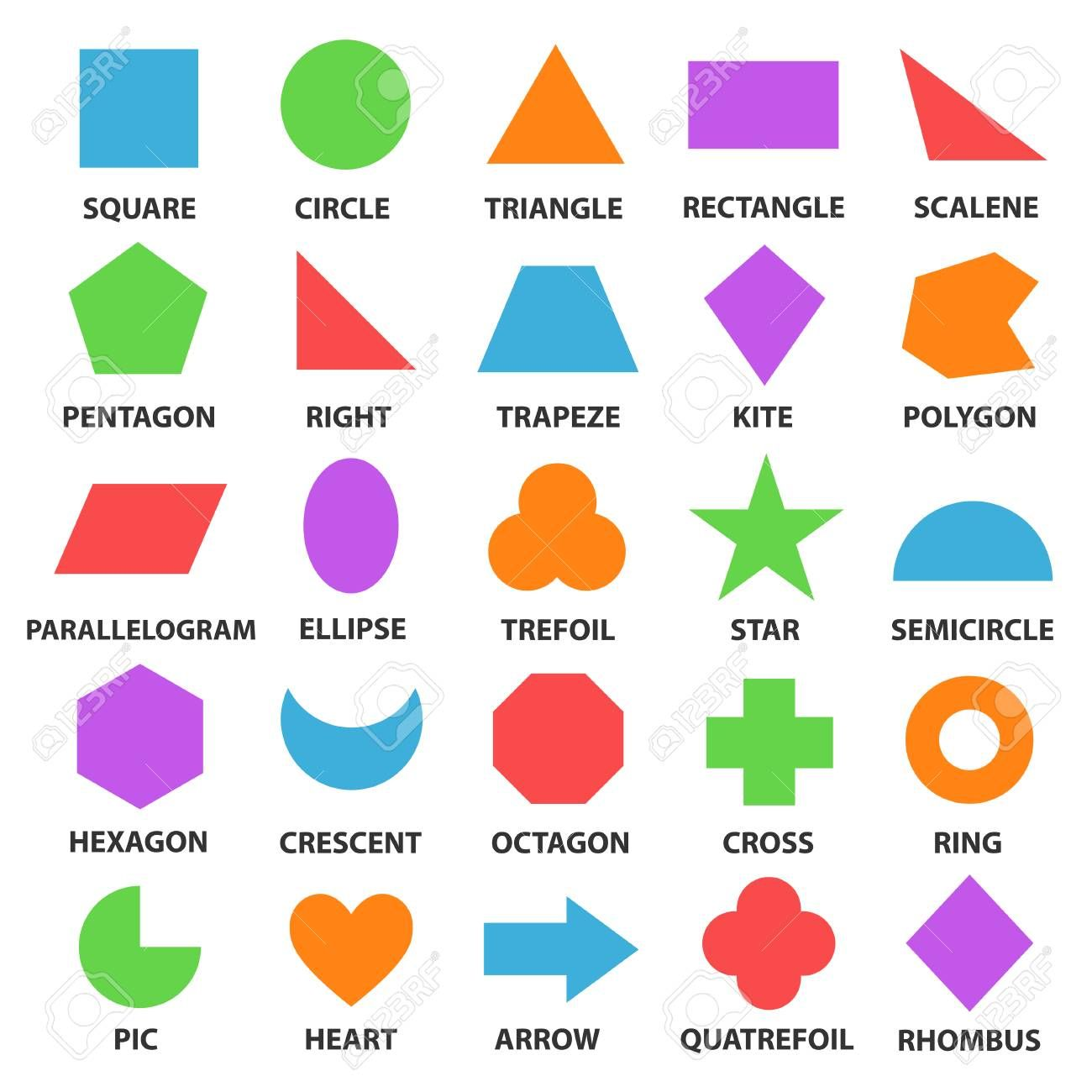 Image Result For Geometric Shapes