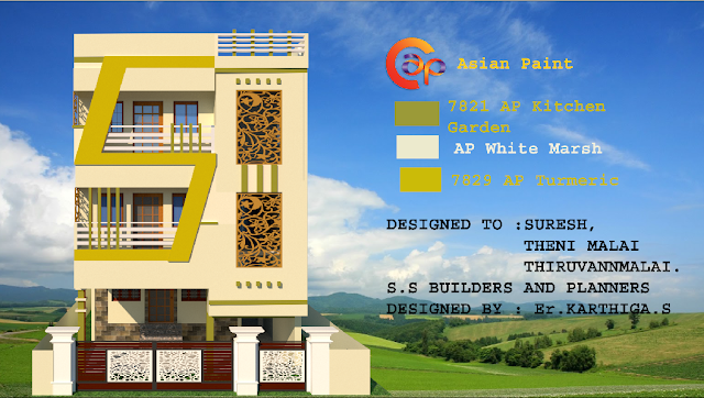S S Builders And Planners Elevation Designs Design Planner Design Building Design