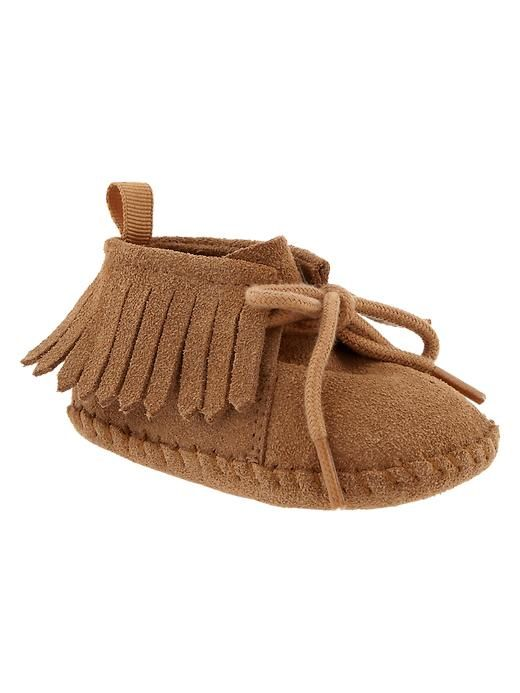 49a2ba1899d8d affordable baby mocs via gap | Little style. | Baby boy shoes, Baby ...