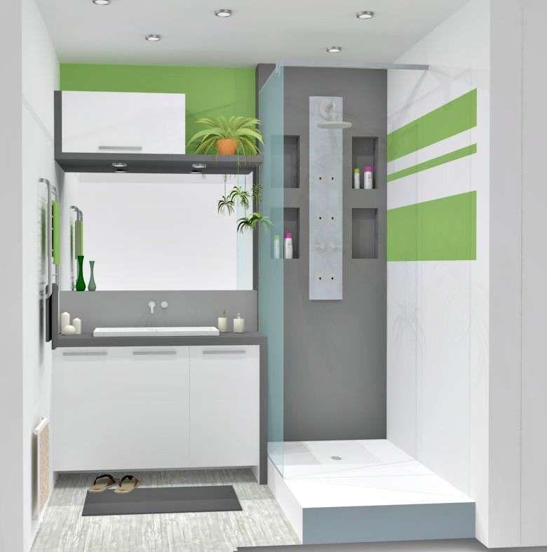 Rénover un petite salle d\u0027eau Salle De Bains Pinterest
