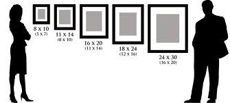 photo sizes comparison - Google Search