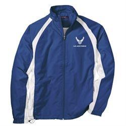 7101a3fecab Air Force Warm Up Jacket | Militaryspot.com Store | Jackets, Adidas ...