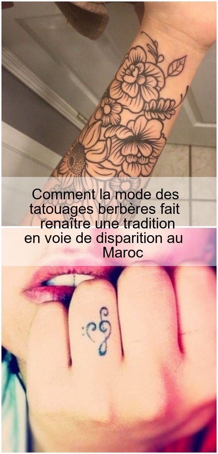 Berberes Comment Des Disparition Maroc Mode Tatouage Berbere Avez Vous Remarque Qu Il Y Simply A Beaucoup Environnant Geometric Tattoo Tattoos Geometric