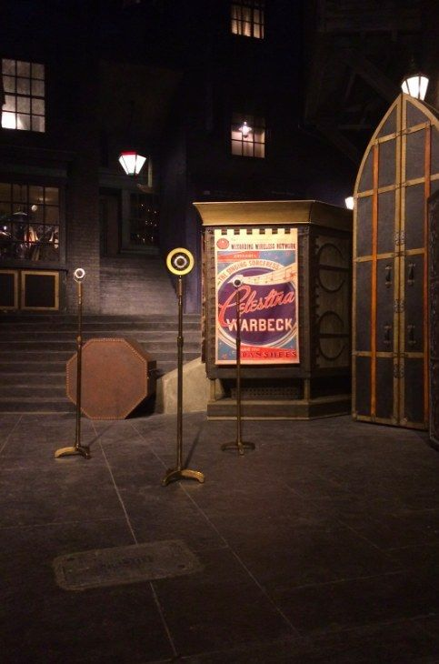 <b>Everything is so magical!</b> The Wizarding World of Harry Potter: Diagon Alley at Universal Studios in Orlando, Fla., opens to the public on July 8.