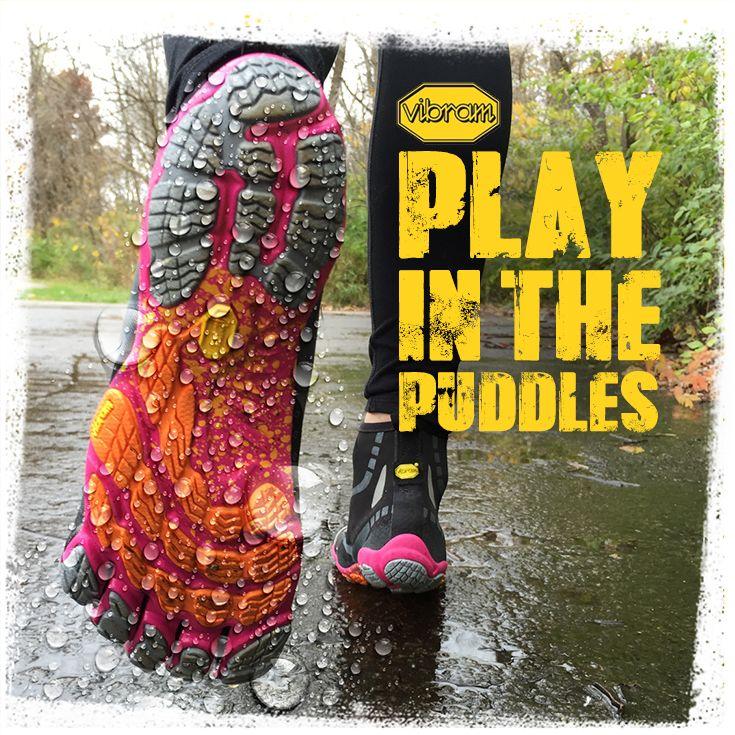 Vibram FiveFingers waterproof shoe