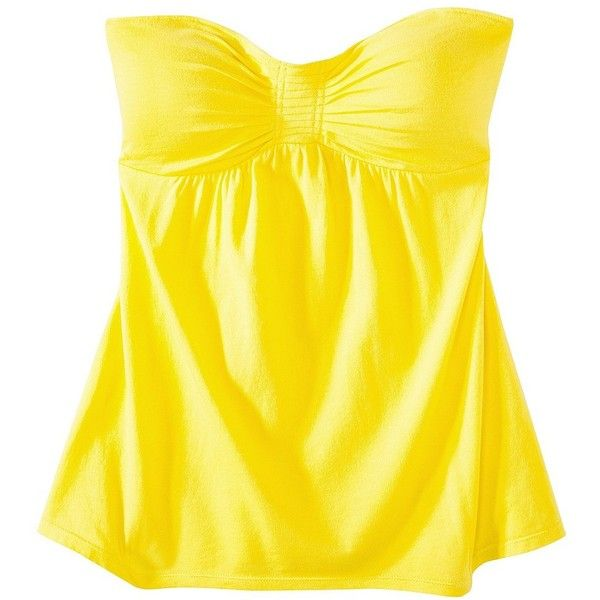 Mossimo Supply Co. Juniors Sweetheart Tube Top