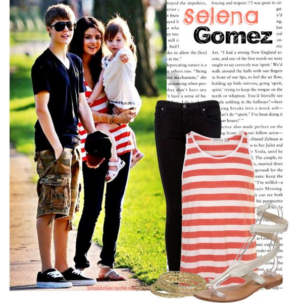 Dress Like Selena Gomez By Megi32 On Polyvore Featuring Fashion Style Citizens