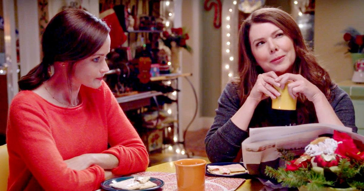 Gilmore Girls Revival Trailer Is Here, Netflix Premiere Date Announced -- Netflix reveals the first footage from their long-awaited Gilmore Girls revival, a four-part series which debuts this November. -- http://tvweb.com/gilmore-girls-revival-trailer-2016-premiere-date-netflix/