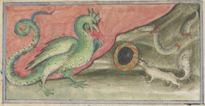 Aurora consurgens St. Gallen · 15. Jahrhundert Ms. Rh. 172  Folio 20v-42