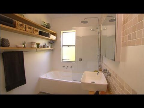 Tara Dennis Bathroom Makeover  Part 2 Ep 5 280214  Youtube Mesmerizing Youtube Bathroom Remodel Inspiration
