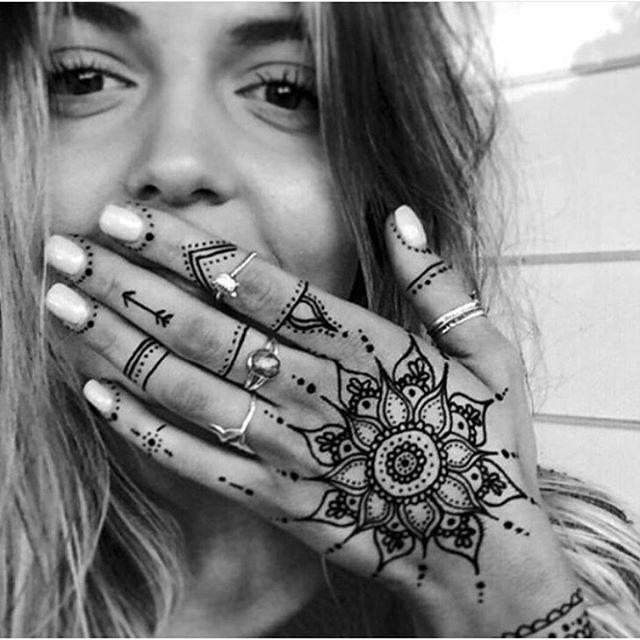 """""""Henna inspo #tribevibes #jointhetribe"""""""
