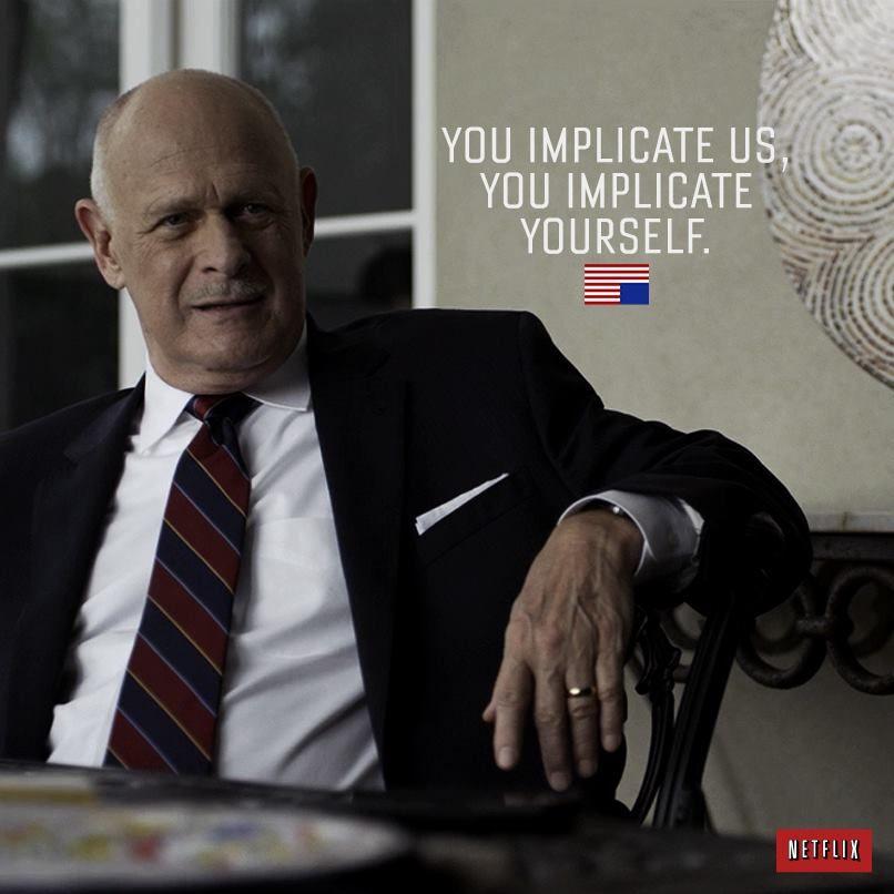 You Implicate Yourself Netflix