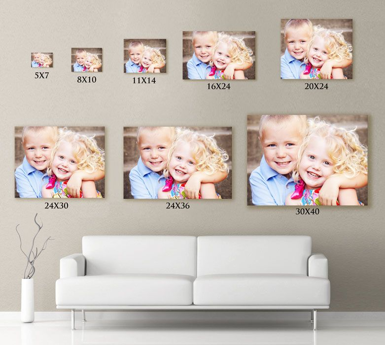 Picture Frames On The Wall Stairs