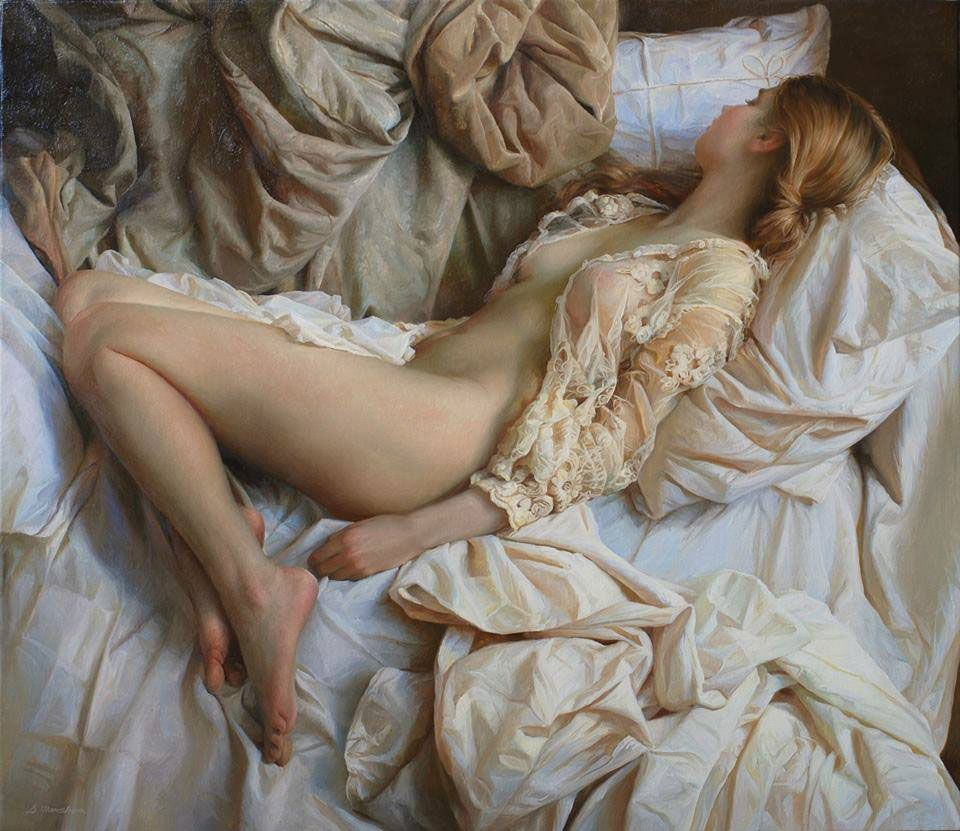 Best oil painting nude lovers nude
