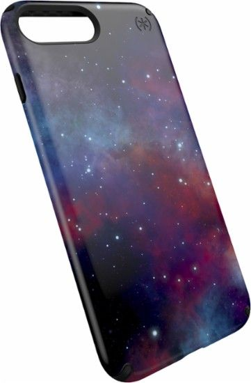 Best Buy Speck Presidio Inked Case For Apple Iphone 7 Plus Black Milkyway Black Glossy 79984 5758 Apple Iphone Iphone 7 Iphone 7 Plus